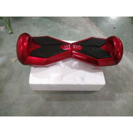 Hoverboard Patín Eléctrico Rojo