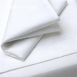 Servilletas Saten 50 x 50 Blancas