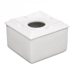 Cenicero Agua Cuadrado Porcelana