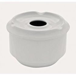 Cenicero Agua Redondo Porcelana