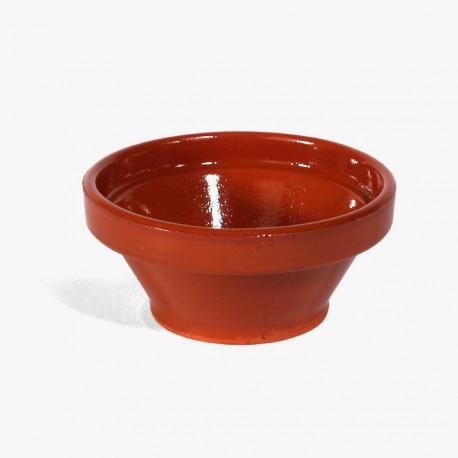 Bowl -Tazón barro hondo gazpacho