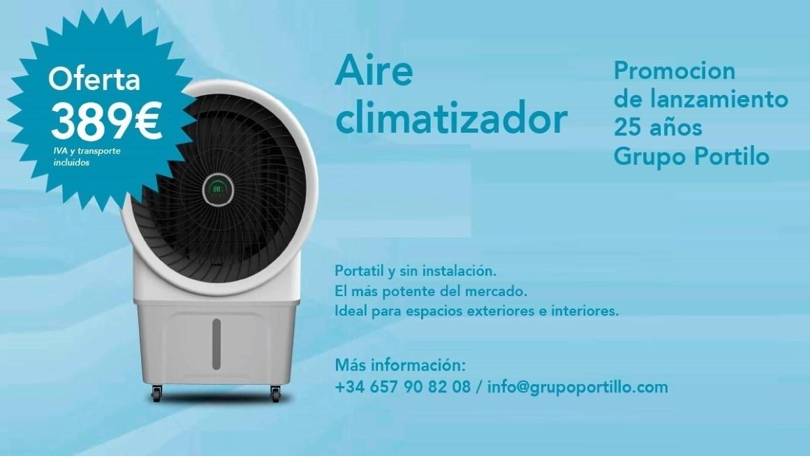 Aire Climatizador